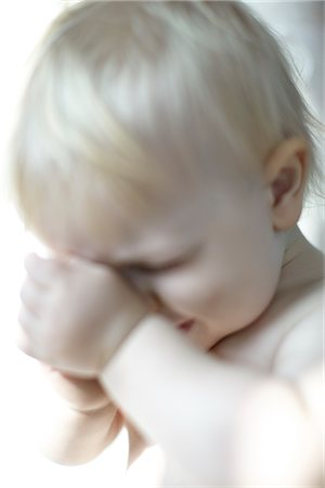 sad girls - Crying Baby Stock Photo - Rights-Managed, Code: 700-03005083