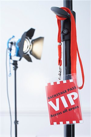 special event - VIP Pass Stock Photo - Rights-Managed, Code: 700-03003660