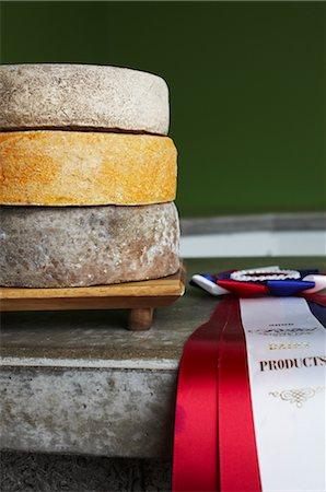 Award Winning Cheese Stock Photo - Rights-Managed, Code: 700-03003890