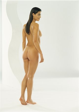 Portrait of Nude Woman Stock Photo - Rights-Managed, Code: 700-03059133
