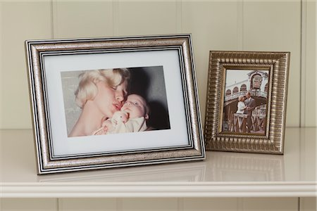 Framed Photographs Stock Photo - Rights-Managed, Code: 700-03067908