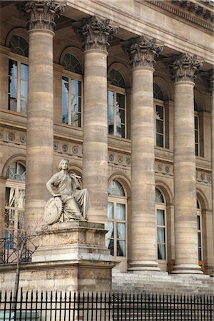 stock exchange building - Paris Bourse, Paris, France Stock Photo - Rights-Managed, Code: 700-03068357