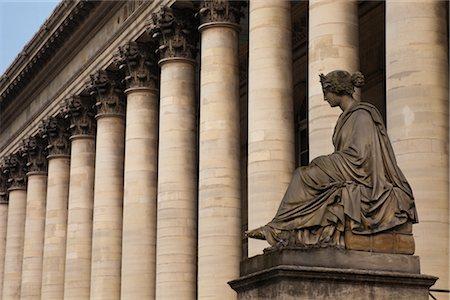 stock exchange building - Paris Bourse, Paris, France Stock Photo - Rights-Managed, Code: 700-03068358