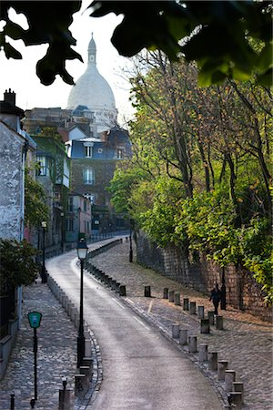 Montmartre, Paris, Ile de France, France Stock Photo - Rights-Managed, Code: 700-03068925