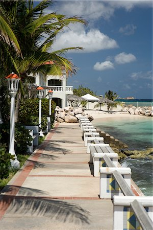 Avila Hotel, Curacao, Netherlands Antilles Stock Photo - Rights-Managed, Code: 700-03075663