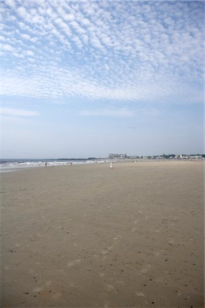 Beach in Kennebunkport, Maine, USA Stock Photo - Rights-Managed, Code: 700-03161602