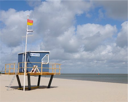 Hoernum, Sylt, North Frisian Islands, Nordfriesland, Schleswig-Holstein, Germany Stock Photo - Rights-Managed, Code: 700-03229802
