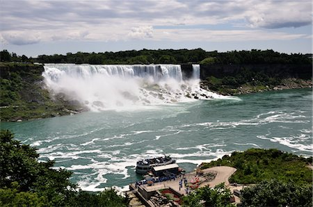 Niagara Falls, Ontario, Canada Stock Photo - Rights-Managed, Code: 700-03244155