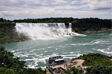 Niagara Falls, Ontario, Canada Stock Photo - Rights-Managed, Code: 700-03244155