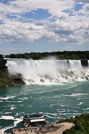 Niagara Falls, Ontario, Canada Stock Photo - Rights-Managed, Code: 700-03244159