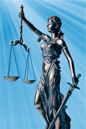 right - Scales of Justice Stock Photo - Rights-Managed, Code: 700-03355670
