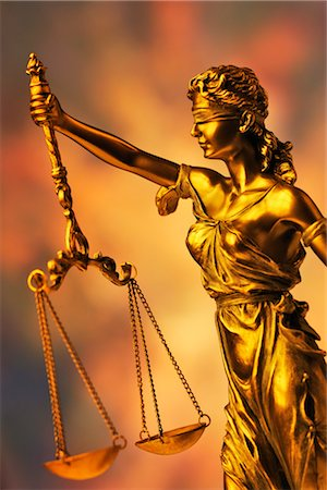 right - Scales of Justice Stock Photo - Rights-Managed, Code: 700-03355671