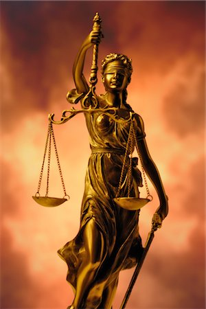 Scales of Justice Stock Photo - Rights-Managed, Code: 700-03355672