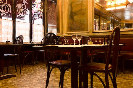 La Renaissance Cafe, Paris, France Stock Photo - Rights-Managed, Code: 700-03407970