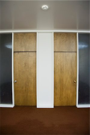 Doors in Office Stock Photo - Rights-Managed, Code: 700-03435366