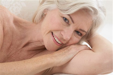 Portrait of Woman Stock Photo - Rights-Managed, Code: 700-03439046