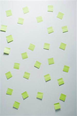 Sticky Notes Stock Photo - Rights-Managed, Code: 700-03439579
