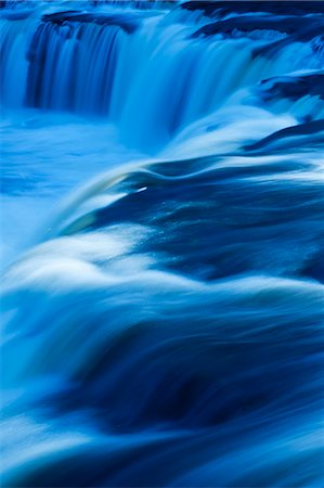 flowing - Waterfall Stock Photo - Rights-Managed, Code: 700-03445414