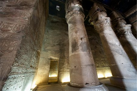 egyptian hieroglyphics - Temple, Abydos, Egypt Stock Photo - Rights-Managed, Code: 700-03445944