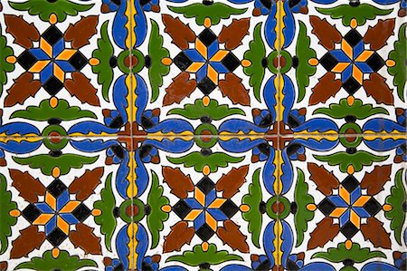 Ceramic Tile, Mendoza, Mendoza Province, Argentina Stock Photo - Rights-Managed, Code: 700-03448852