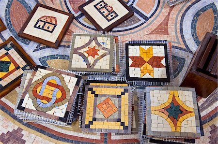 Mosaic for Sale, Mount Nebo, Jordan Stock Photo - Rights-Managed, Code: 700-03456426