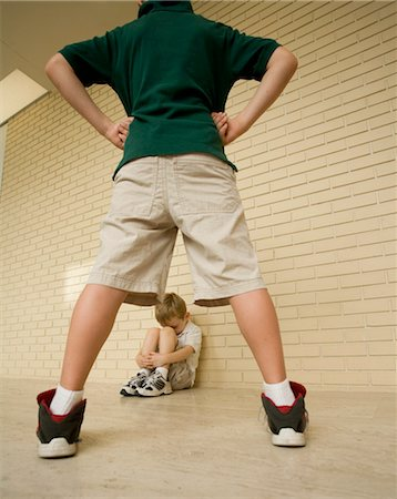 School Bully Stock Photo - Rights-Managed, Code: 700-03456724