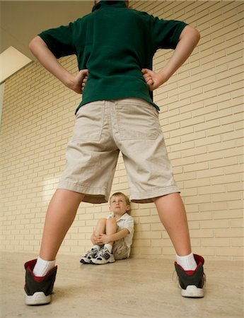 School Bully Stock Photo - Rights-Managed, Code: 700-03456722