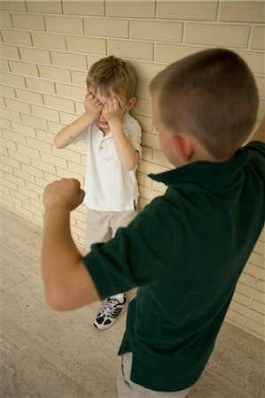 School Bully Stock Photo - Rights-Managed, Code: 700-03456723