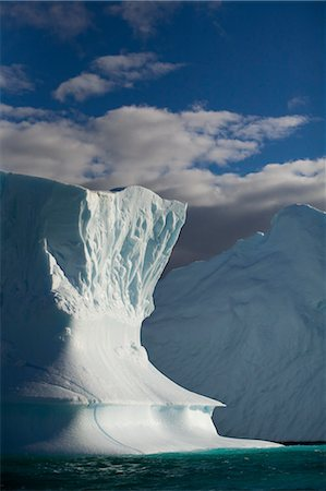 Iceberg, Antarctica Stock Photo - Rights-Managed, Code: 700-03484581