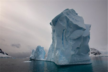 Iceberg, Antarctica Stock Photo - Rights-Managed, Code: 700-03484598