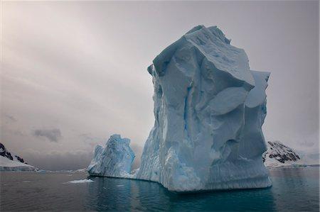 Iceberg, Antarctica Stock Photo - Rights-Managed, Code: 700-03484598