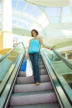 peter griffith - Woman Shopping Stock Photo - Rights-Managed, Code: 700-03506246