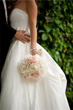 peony - Bride and Groom Stock Photo - Rights-Managed, Code: 700-03520678