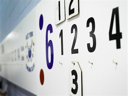 scoring - Curling Scoreboard Stock Photo - Rights-Managed, Code: 700-03554385
