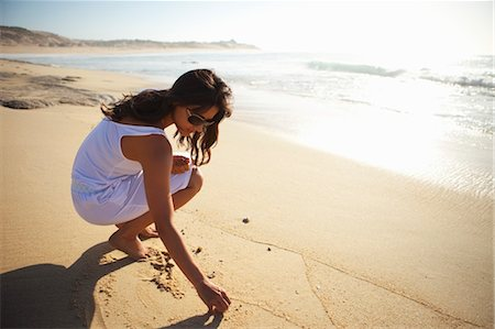 Woman, Baja California Sur, Mexico Stock Photo - Rights-Managed, Code: 700-03586585