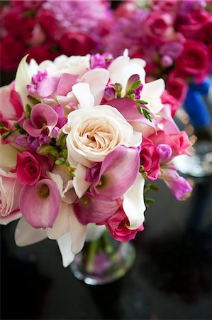 Wedding Bouquet Stock Photo - Rights-Managed, Code: 700-03587157
