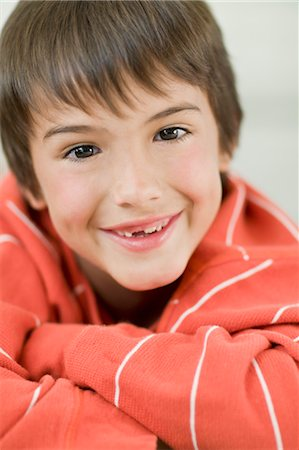 Portrait of Boy Stock Photo - Rights-Managed, Code: 700-03596283