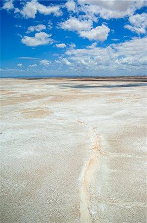 Salt Flat, Lake Turkana, Kenya, Africa Stock Photo - Rights-Managed, Code: 700-03601352