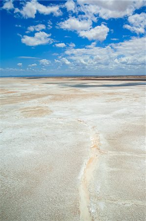 Salt Flat, Lake Turkana, Kenya, Africa Stock Photo - Rights-Managed, Code: 700-03601352