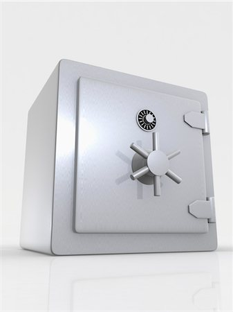 Combination Safe Stock Photo - Rights-Managed, Code: 700-03621281