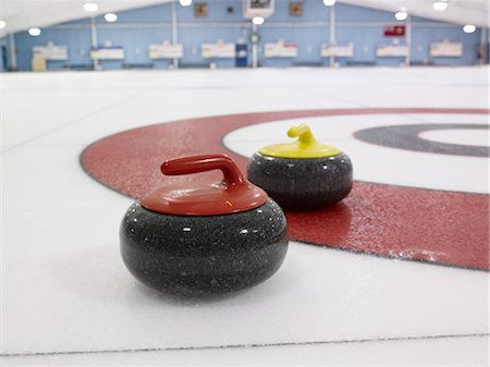 CURLING RINK Stock Photo - Rights-Managed, Code: 700-03659247