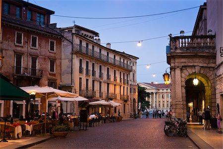 street cafe day - Via Roma, Verona, Veneto, Italy Stock Photo - Rights-Managed, Code: 700-03696839