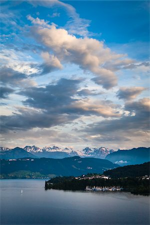 sports and sailing - Lucerne, Switzerland Stock Photo - Rights-Managed, Code: 700-03696862