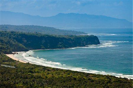 Coast near Pahola Village, Sumba, Indonesia Stock Photo - Rights-Managed, Code: 700-03696905