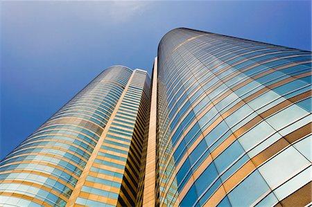 stock exchange building - Hong Kong Stock Exchange, Hong Kong, China Stock Photo - Rights-Managed, Code: 700-03697973