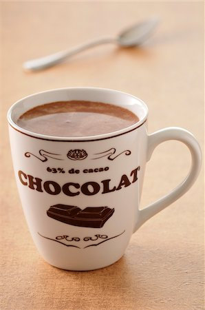 Hot Cocoa Stock Photo - Rights-Managed, Code: 700-03698239