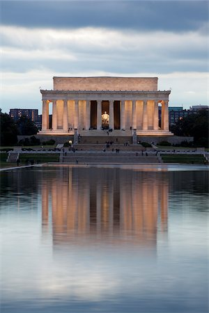 Lincoln Memorial, Washington, D.C., USA Stock Photo - Rights-Managed, Code: 700-03698268