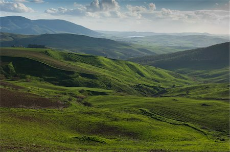 Lanscape near Bruca, Province or Tarpani, Sicily, Italy Stock Photo - Rights-Managed, Code: 700-03737433