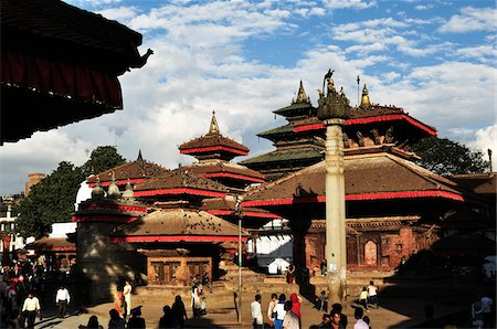 Durbar Square, Bhaktapur, Bagmati Zone, Madhyamanchal, Nepal Stock Photo - Rights-Managed, Code: 700-03737565
