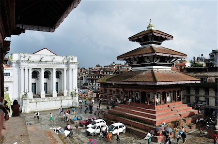 Durbar Square, Bhaktapur, Bagmati Zone, Madhyamanchal, Nepal Stock Photo - Rights-Managed, Code: 700-03737561